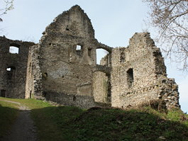 Castle of Losenstein
