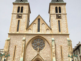 Cathedral of Jesus' Heart