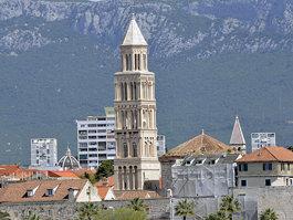Cathedral of St. Duje, Split