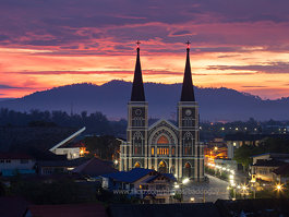 Cathedral of the Immaculate Conception (Thailand)