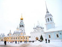 Cattedrale di Santa Sofia (Vologda)