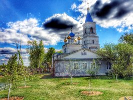 Церковь Спаса Преображения (Андреевские Выселки)