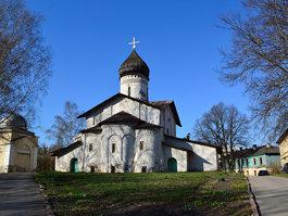 Церковь Старое Вознесение (Псков)