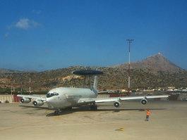 Flughafen Chania