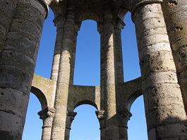 Charroux Abbey