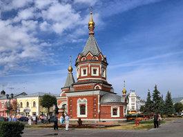 Часовня Александра Невского (Ярославль)