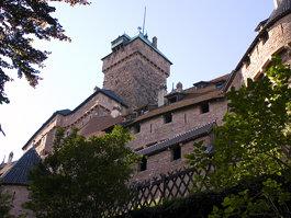 Замок Верхний Кёнигсбург
