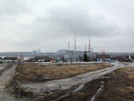 Tsjerepets kullkraftverk
