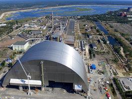 Csernobili atomerőmű