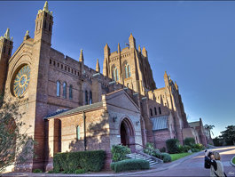Christ Church Cathedral, Newcastle