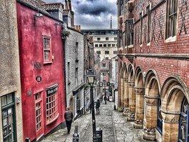 Christmas Steps, Bristol