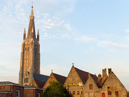 Church Of Our Lady, Brugge
