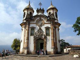 Church of Saint Francis of Assisi (Ouro Preto)