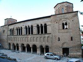 Церковь Святой Софии (Охрид)