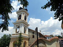 Church of the Holy Mother of God, Plovdiv