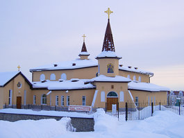 Church of the Nativity (Magadan)