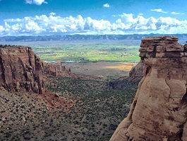 Colorado National Monument Visitor Center Complex