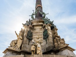 نصب تذكاري لكولومبوس (برشلونة)