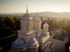 Monastère de Curtea de Argeş
