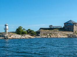 Dalarö Fortress