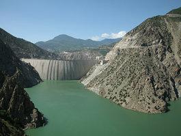 Deriner Dam
