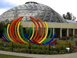 Des Moines Botanical Center