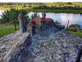 Vana-Väina ordulinnus