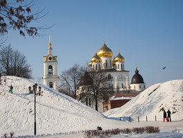 Дмитровський кремль