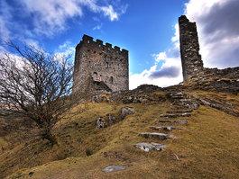 Castelo de Dolwyddelan