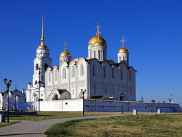 Dormition Cathedral, Vladimir