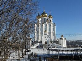Drie-eenheidskathedraal (Magadan)