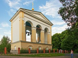 Дзвіниця Миколаївської церкви (Диканька)