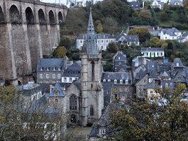 Église Saint-Melaine de Morlaix