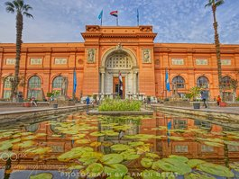 Egipčanski muzej, Kairo