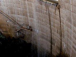 El Cajón Dam (Argentina)