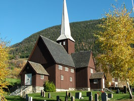 Fåvang stave church