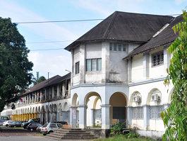 Allgemeines Krankenhaus von Duala