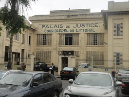 Former palace of Justice of Douala