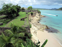 Fort James, Antigua and Barbuda