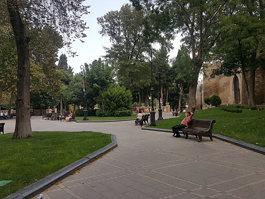 Fountains Square, Baku
