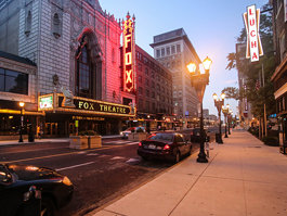 Fox Theatre (St. Louis)