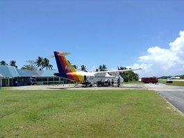 Bandar Udara Internasional Funafuti