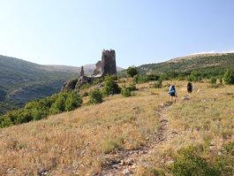 Glavaš – Dinarić Fortress