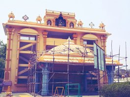 Golden Temple, Sripuram