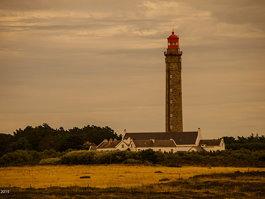 Goulphar lighthouse