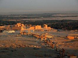 Great Colonnade at Palmyra