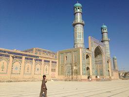 Mezquita del Viernes de Herat