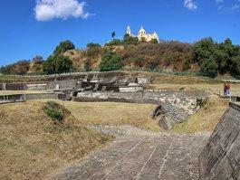Piramide di Cholula