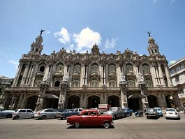Great Theatre of Havana