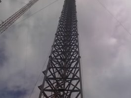 Griffin Television Tower Oklahoma